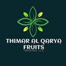 Welcome to Thimar Al Qarya Fruits